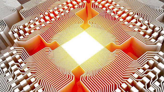 Die Quantenelektronik begründet eine völlig neue Rechenlogik.