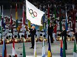 Überraschenderweise nicht alles sauber: Olympische Spiele 2008 in Peking.