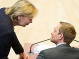 Person der Woche: Hannelore flirtet mit Christian