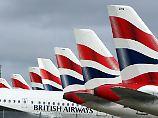 Verhandlungen über Flugrechte: Airlines stecken in Brexit-Krise