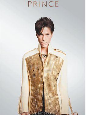 """""""Prince - Die Biografie"""" ist bei Edel Books erschienen, 544 Seiten mit 30 Abbildungen, Hardcover, Preis: 29,95 Euro."""