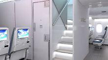 Mehr Passagiere an Bord: Airbus A380 bekommt 80 Sitzplätze mehr