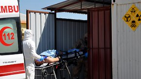 """Erneuter Chemiewaffen-Angriff in Syrien: Giftgas ruft """"fürchterliches Leid"""" hervor"""