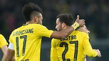 27. Spieltag im Überblick: BVB siegt und wuchert, Bremen furios