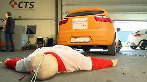 Studie der Unfallforschung der Versicherer: Unfälle mit Schwerverletzten passieren oft bei niedrigen Geschwindigkeiten