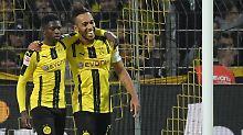 Doppelter Stress für den BVB: Dembélé ist bockig, Aubameyang provoziert