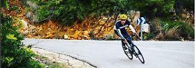 Extrem-Reise auf dem Sattel: Brite will mit Rad in 80 Tagen um die Welt