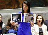 Nach Gasattacke: USA drohen mit Alleingang in Syrien