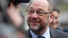 Unter Martin Schulz macht sich die SPD locker.