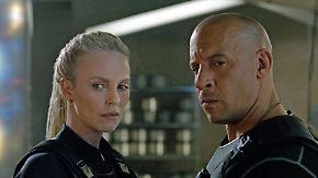 """Neu im Kino: """"Fast and Furious"""": Teil 8 fährt große Geschütze auf"""
