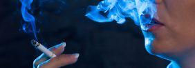 Weltweite Tabakstudie: Deutschland raucht sich unter die Top-Ten