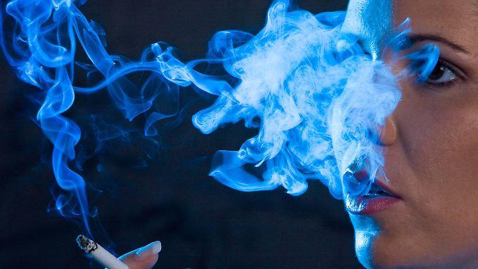 Zwanzig Prozent der Frauen in Deutschland rauchen. Im weltweiten Schnitt sind es nur 5,4 Prozent.