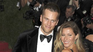 """Promi-News des Tages: Tom Brady und Ehefrau Gisele Bündchen setzen alles auf die """"Zwölf"""""""