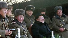 """Gefährdung des Friedens"": EU verschärft Sanktionen gegen Nordkorea"