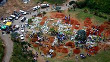 306 Opfer in Mocoa geborgen: Deutscher nach Schlammlawine vermisst