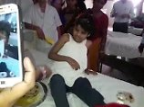 """Kind in Indien lebte unter Affen: Polizei findet """"Mogli-Mädchen"""" im Dschungel"""