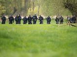 Vergewaltigung einer Camperin: Polizei fasst Verdächtigen bei Bonn