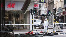 Schweden trauert nach Anschlag: Ermittler rätseln über Motiv des Attentäters