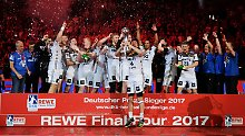 Wie im Rausch zum zehnten Cup: THW Kiel verlängert Flensburgs Pokaltrauma