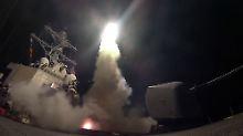 """""""Werden mehr Menschen sterben"""": Gabriel warnt USA vor Syrien-Eskalation"""