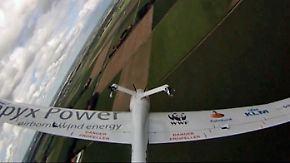 Technologie der Zukunft: Eon forscht an der Flugwindenergie