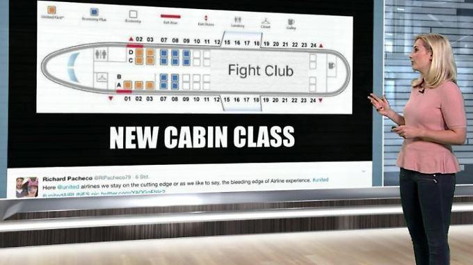 n-tv Netzreporterin: Passagier-Rausschmiss bei United Airlines empört Netznutzer