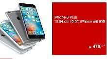 Lieber nicht zugreifen?: Aldi Süd verkauft das iPhone 6 Plus