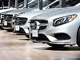 Zuwächse in allen Sparten: Daimler verdoppelt den Gewinn