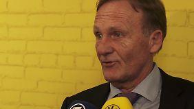 "Watzke nach Explosionen am BVB-Bus: Mannschaft steht unter ""Komplett-Schock"""