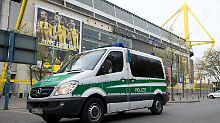 Nach Anschlag auf BVB-Bus: Ermittler prüfen zwei Bekennerschreiben