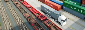 Trendwende bei Ausschreibungen: Deutsche Bahn verliert Marktanteile