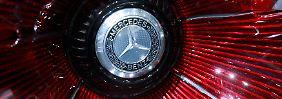 VW schwächelt: BMW und Daimler verbuchen starke Verkäufe