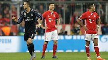 """Gab schon größere Geschichten"": Ronaldo lässt die Bayern kollabieren"