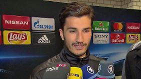 """""""Es war schrecklich"""": Schock sitzt bei BVB-Spielern tief"""