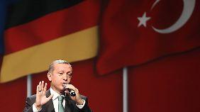 Deutsch-türkisches Verhältnis: Streit eskaliert Schritt für Schritt