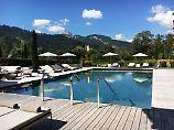 Hier fällt Entspannung leicht: Das sind Europas Top-Hotels mit tollem Spa
