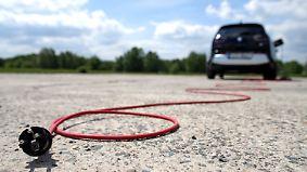 Notwendiger Netzausbau: E-Autos sorgen für steigende Strompreise