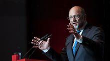 """Biografie des Kandidaten: """"Martin Schulz ist ein Phänomen"""""""