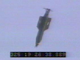 """Die """"Mutter aller Bomben"""": Hier Aufnahmen von einem Testabwurf aus dem Jahr 2003."""