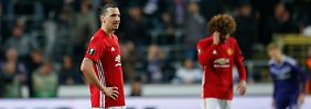 Europa League im Überblick: ManUtd bangt, Fans randalieren in Lyon