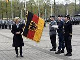 """Truppe hat """"viel nachzuholen"""": Verteidigungsministerin tadelt Bundeswehr"""