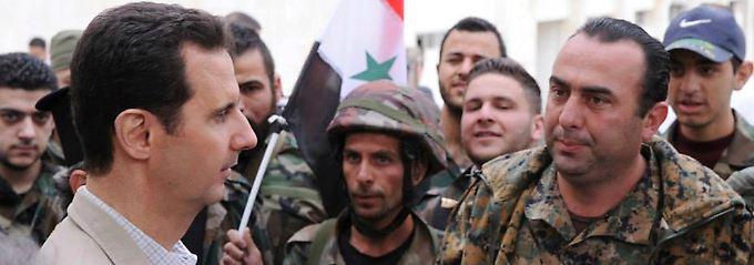"""US-Nahost-Experte zu Syrien: """"Es gibt nur schlechte Alternativen"""""""