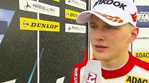 """Maximilian Günther zum Formel-3-Start: """"Das Jahr mit einem Podium zu beginnen, ist immer gut"""""""