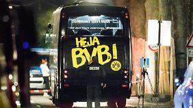 Tatort in Dortmund.
