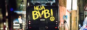 Motiv Aktienspekulation: Anschlag auf BVB: Polizei fasst Verdächtigen