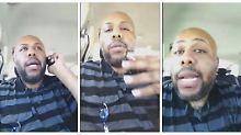 Fahndung in Cleveland: Mann mordet und zeigt es live auf Facebook