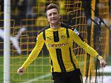 Grandioses Comeback macht Mut: Marco Reus beflügelt das BVB-Getriebe