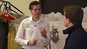 """Startup News: """"Raumfahrt muss keine Milliarden kosten"""""""