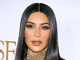 Zu Hause soll alles normal sein: Kim Kardashian ist emotional ausgelaugt
