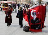 """""""Ungleiche Bedingungen"""": Beobachter kritisieren türkischen Wahlkampf"""